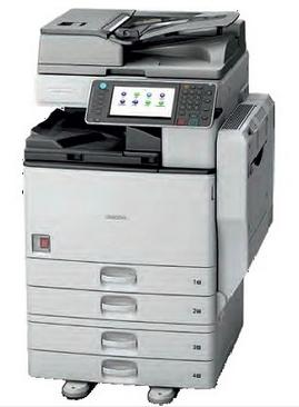 Ricoh Aficio MP C5502